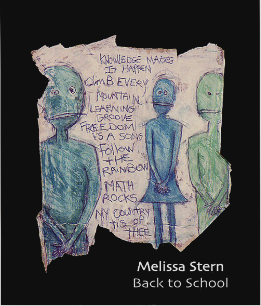 Melissa Stern: Back to School